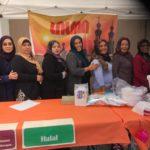 LALMA en la Feria de Comida de ISLAH LA, Los Angeles.