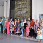 Celebrando la boda de dos miembros de LALMA: mezquita Umar ibn al-Khattab de Los Angeles.