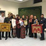 Miembros de LALMA, amigos y familiares, Ramadán 2018.