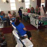LALMA en la campaña 'Conozca a sus Vecinos' del Indonesia Islamic Community Center en Los Angeles.